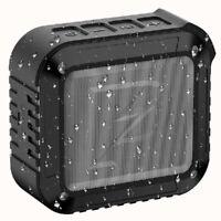 Portable Wireless In/Outdoor IPX6 Waterproof Bluetooth 4.1 NFC FM TF Speaker HOT