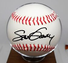 Autographed MLB Cortex Baseball Steve Garvey Big & Bold w/Display WOW!