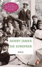 Die Europäer von Henry James (2017, Taschenbuch)