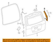 GM OEM Liftgate Tail Tailgate Trunk-Sensor 23454229