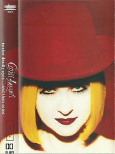 CYNDI LAUPER TWELVE DEADLY CYNS AND THEN SOME CASSETTE ALBUM ELECTRONIC SYNTHPOP