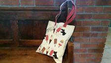 Radley lollies & ice cream canvas tote shopping beach bag new with tags genuine