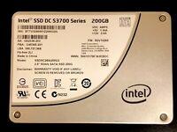 SSDSC2BA200G3 INTEL DC S3700 SERIES 200GB 6GBPS SATA III 2.5'' SOLID STATE DRIVE