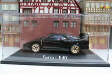 "Ferrari F40 in PC-Box ""LIMITIERTE AUFLAGE 5000 STÜCK"" 1:43 (Herpa/Hö 8"