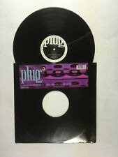"PLUG 2 Reuilt Kev 12"" Rising High UK 1995 VG+ PROMO IDM DRUM N BASS 9E"