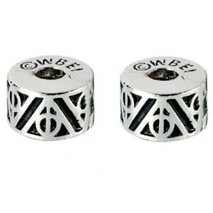 Harry Potter Silver Plated Charm Stoppers Official Merchandise