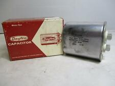 Dayton Oval Capacitor 10uF 440Vac A37FB4410 Lot of 2