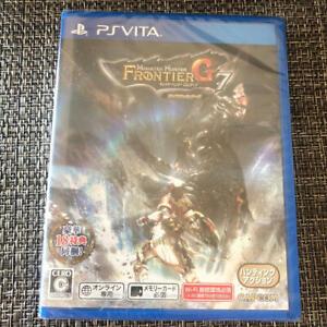 PS VITA Monster Hunter Frontier G7 Premium Package Playstation PSV Japan Import