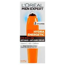 Eye Roll on L'oreal Men Expert Hydra Energetic Anti Dark Circles Bags 10ml Ice