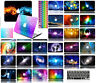 """Galaxy Paint Hard Case Shell Keyboard Cover for Macbook Pro 13 15 Air 11 13 12"""""""
