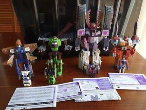 Transformers Armada Bulk Lot 3 - Powelinx Decepticons