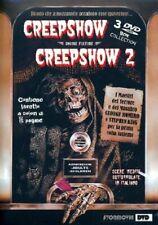 Dvd Creepshow 1 & 2 (3 DVD) - Stephen King ....NUOVO