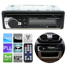 4CH JSD-520 Car FM Radio Remote Bluetooth Car Stereo MP3 Player MMC AUX SD USB