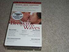 Breaking the Waves (VHS, 1997) Emily Watson Stellan Skarsgard NEW, PROMO