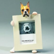 BOXER CROP EAR  DOG  PICTURE FRAME