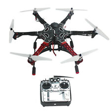 6-axis RC Aircraft Hexacopter ARF Drone F550 Frame + GPS + APM2.8 FPV F05114-AR