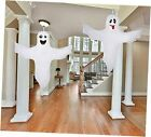 Pack Halloween Ghost Hanging Decorations Feet Large Friendly Ghost Hanging 4