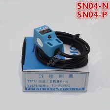 4mm Inductive Proximity Sensor Detection Switch ROKO SN04-P PNP ON DC 10~30V x 2