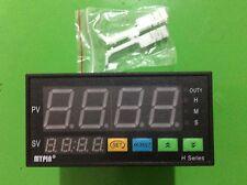 Digital timer 4 Digitals Relay Time Delay Relay 80-256VAC/DC HH8-4RN 48H X 96Wmm