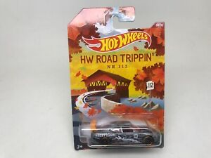 HOT WHEELS-HW ROAD TRIPPIN NH112-DODGE CHARGER DRIFT--SEALED ON CARD-30/32