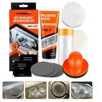 Car Headlight Restoration Kit Headlamp Polishing Light Lamp Polish Car Repair