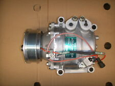 Holden Commodore Air-Con Compressor V6 VS TRS105 Brand New GENUINE Sanden