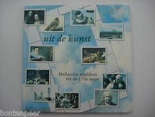 THEMABOEK NR.1 UIT DE KUNST HOLLANDSE SCHILDERS 17 DE EEUW SCHAARS !!!!!!