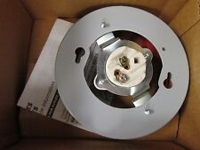 Crouse-Hinds Vaporguard Lighting Fixtures Vxh15 150W Lamp Type A-21 New Surplus