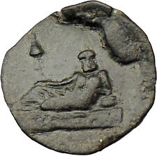 Odessos in Thrace 200BC Rare  Ancient Greek Coin Great God Cult   i29661