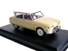 1/43 - IXO  - RARE - EN BOITE VITRINE - CITROEN AMI 6 BERLINE - 1963