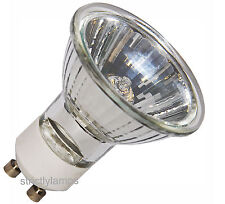 6 x GU10 50w Halogen Light Bulbs Spots FREE Deliverey