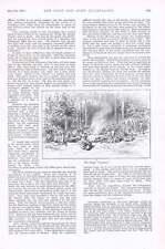 1901 Duke Of Richmond Bosworth Field Crown Richard Iii King's Compound