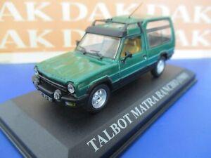 Die cast 1/43 Modellino Auto Talbot Matra Rancho 1980