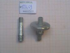 PIGNON AXE + PIGNON MANIVELLE MOULINET MITCHELL CX40 SILVER 240  REEL PART 89469