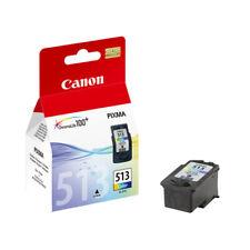 Canon cl-513cl tinta de colores 13ml originales cartucho cian magenta amarillo