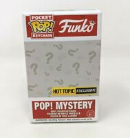 New Funko Pop Pocket Keychain Marvel Mystery Hot Topic Exclusive Figure FP20