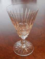 """WATERFORD CRYSTAL """"TRAMORE"""" PATTERN SHERRY GLASS (S) 4 3/8"""" EXCELLENT"""