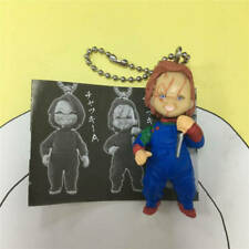 2'' Horror Movie The Bride Of Chucky Keychain Lanyard Figure L