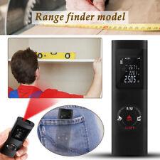 40M Mini Smart Handheld Digital Laser Distance Meter Range Rangefinder TOP