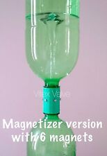 Vitex Valve Magnetizer Structured Water Implosion Energy Healing Natural Phi