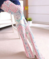Cute girl sakura Printing Lolita velvet Tights Pantyhose cosplay 480D WZ105