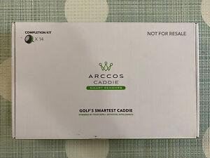 Arccos Caddie Smart Sensors x14 Completion Kit - 3rd generation New Sealed