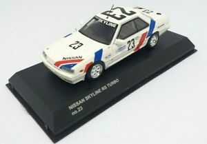 Kyosho 1:43 - Nissan Skyline Rs Turbo N°23 Excellent Condition 03602C