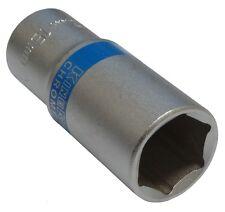 Douille de vissage 3/8  6 pans 19mm longue profonde qualité professionnelle CrV