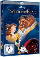 DIE SCHÖNE UND DAS BIEST DVD NEU OVP DISNEY DIAMOND EDITION