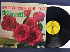 THE JAYNETTS - Sally Go'Round The Rosie - 1963 - Tuff Label - Mono(Shrink)
