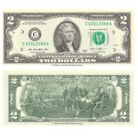 United States USA 2 Dollars 2013 Series C (Philadelphia) UNC