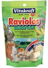 Vitakraft Small Animal Pet RAVIOLOS Crunchy Treat 5 oz