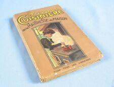 Le Trésor de la Cuisinière et de la Maîtresse de Maison / A.B. de Périgord /1922