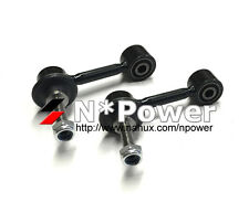 SWAY BAR LINK ASSEMBLY REAR L/R PAIR FOR AUDI A3 8P1 3.2L V6 QUATTRO 03-12